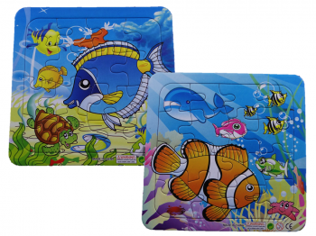 Puzzle Fische