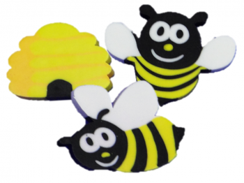 Bienen-Radierer