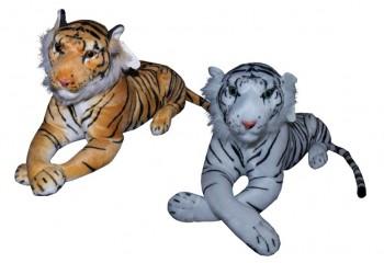 Plüsch - Tiger liegend