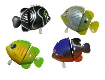 Aufzieh Fisch