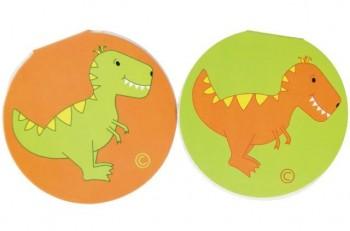 Notizblock Dino