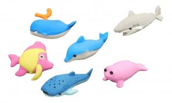 Radierer Oceantiere
