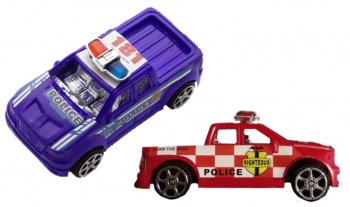 Pick-up Polizei
