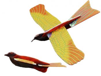 Styroporvogel
