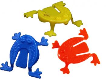 3er Jumping Frosch