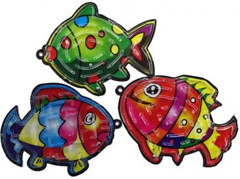 Labyrinthspiel Fisch