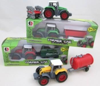 Metall Farm Traktor