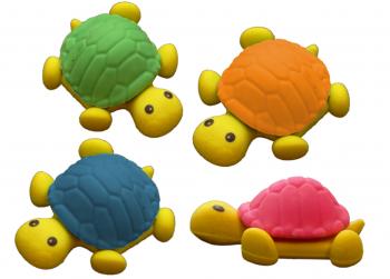 Radierer  Schildkröte
