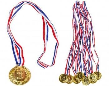 Medaille an Halsband