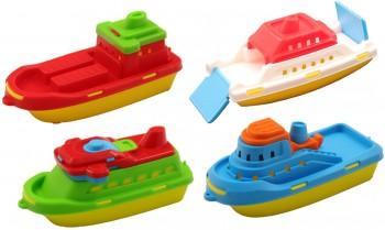 Badewannenschiffe