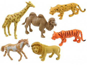 Große Wilde Tiere