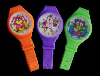 Geduldsspiel als Armbanduhr