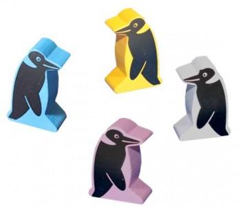 """Holz """"Pinguin"""""""