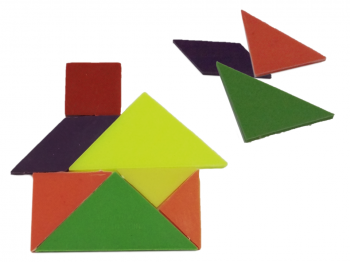 Tangram-Puzzle