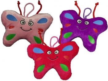 Plüsch  -  Schmetterling