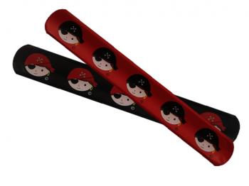Schnapparmband Pirat