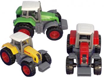 Metall-Traktor
