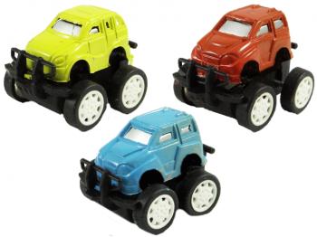 Mini-Geländewagen mit Rückzug