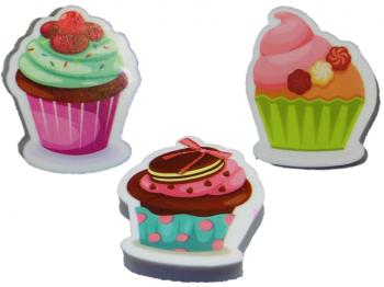 Radiergummi Cupcake