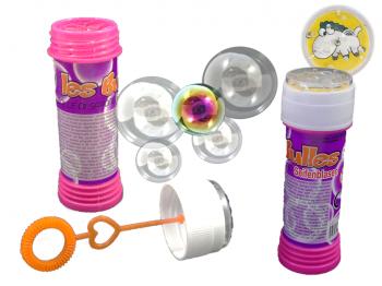 Seifenblasen-Geduldsspiel