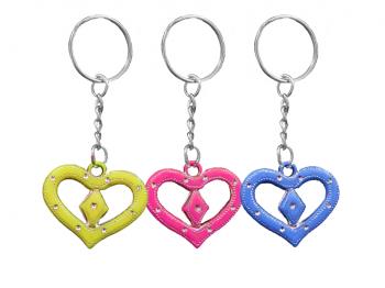 Herz an Schlüsselkette