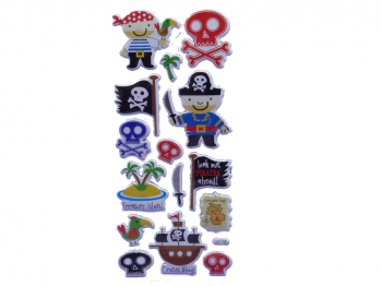 Piratensticker