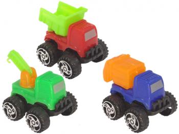 Mini-Baufahrzeug