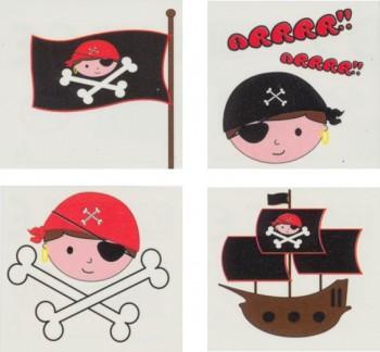 Piraten Tattoo