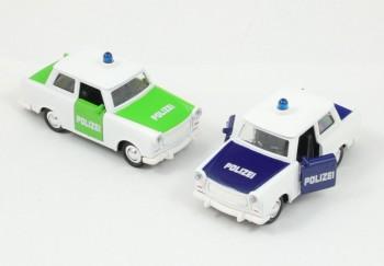 Trabant-Polizei