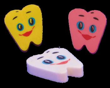 Großer Zahnradierer