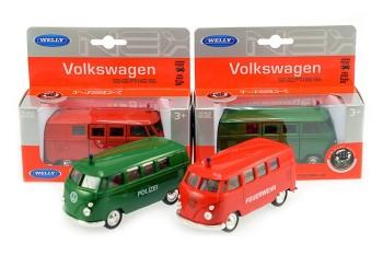 Volkswagen T1 Polizei- und Feuerwehrbus
