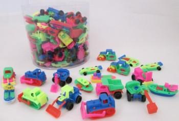 Mini - Fahrzeug Sortiment