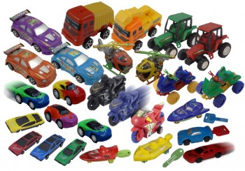 Fahrzeugsortiment