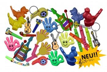 Instrumente und Pfeifen Sortiment