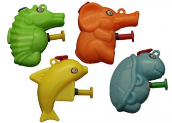Wasserpistole Tiere