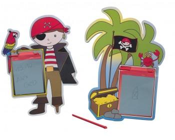 Zaubertafel Pirat