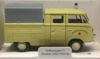"""VW Doka """"Rotes Kreuz"""""""